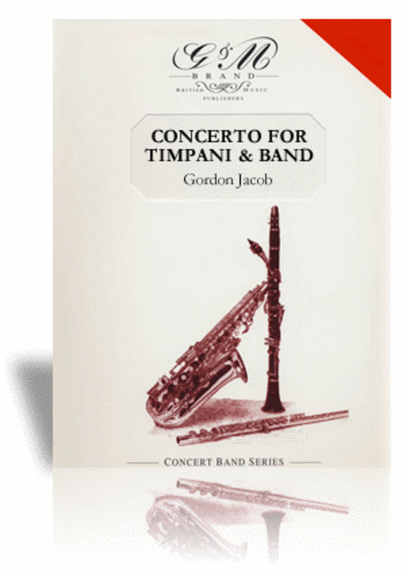 Concerto for Timpani & Band