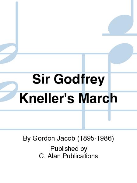 Sir Godfrey Kneller's March