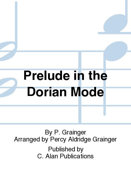 Prelude in the Dorian Mode