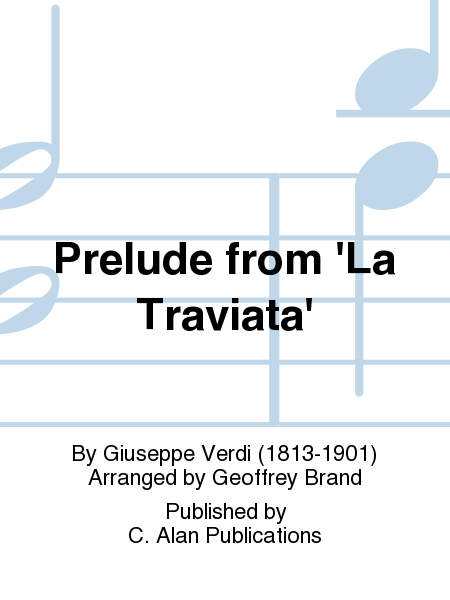 Prelude from 'La Traviata'