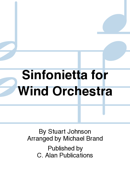 Sinfonietta for Wind Orchestra