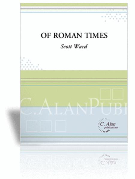 Of Roman Times (score & parts)