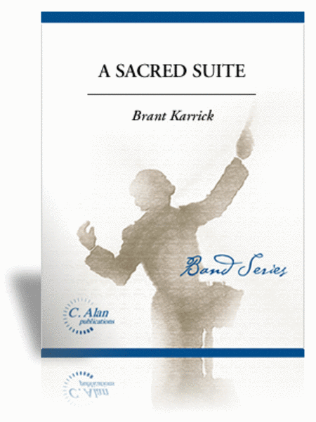 Sacred Suite, A (score only)