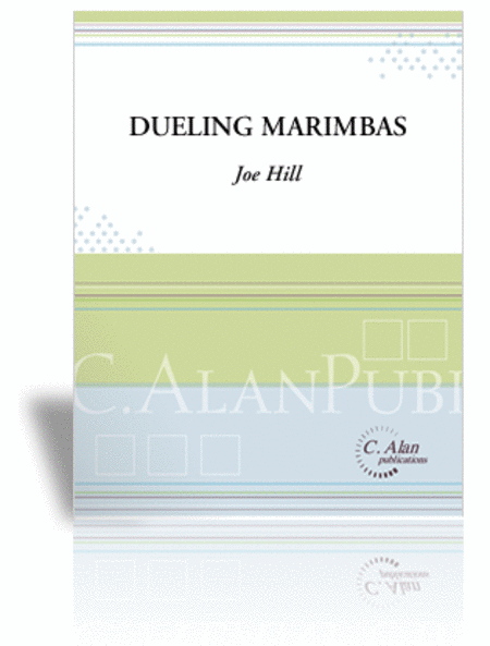 Dueling Marimbas (score & parts)