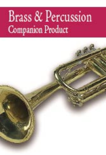 Glad Easter Praises - Brass and Percussion Score/Parts