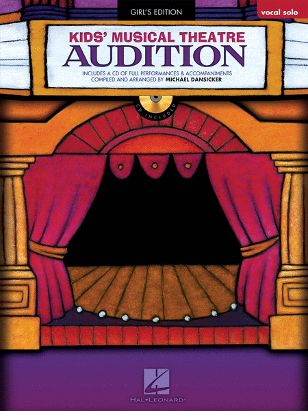 Kids' Musical Theatre Audition - Girls Edition