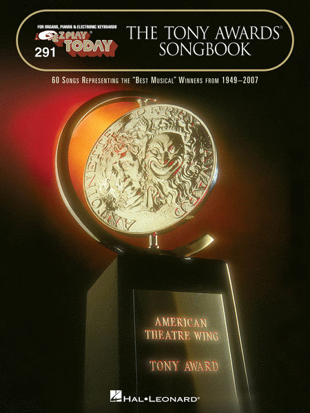 The Tony Award Songbook