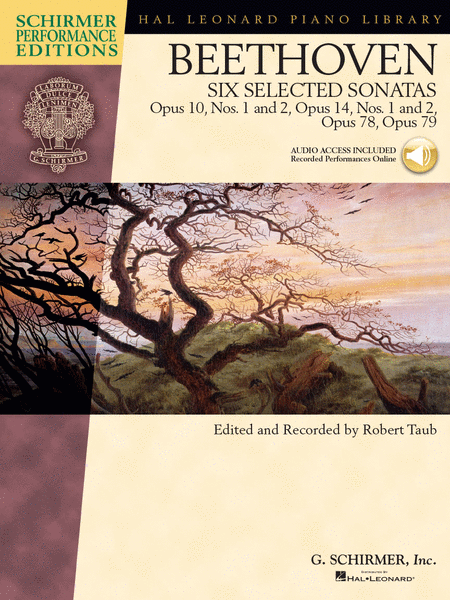 Beethoven - Six Selected Sonatas