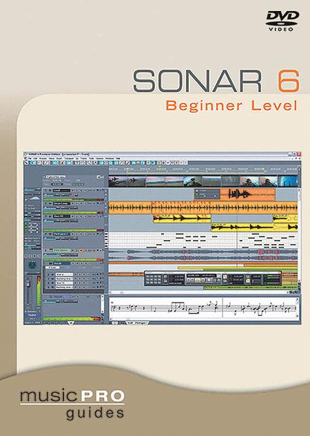 SONAR 6 Beginner