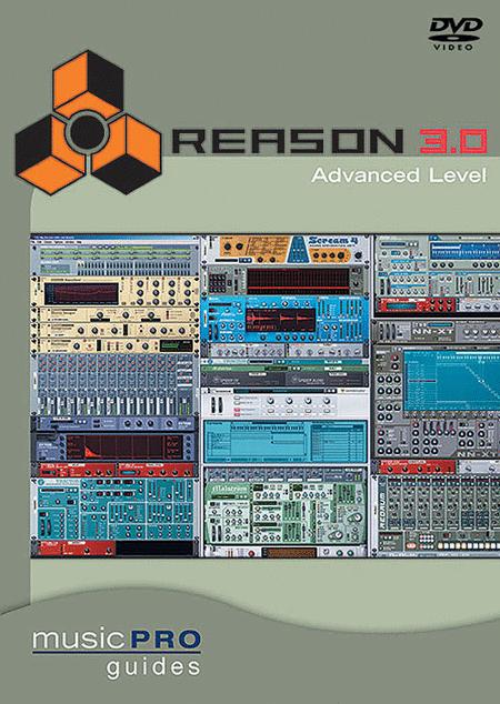Reason 3.0 Advanced Level