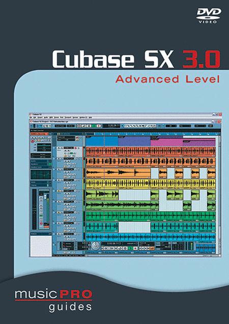 Cubase Sx 3.0 Advanced Level