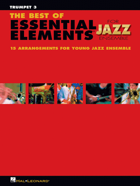 The Best of Essential Elements for Jazz Ensemble (Trumpet 3)