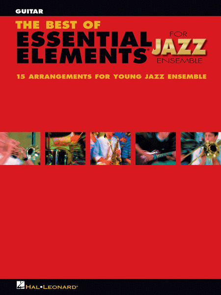 The Best of Essential Elements for Jazz Ensemble (Guitar)