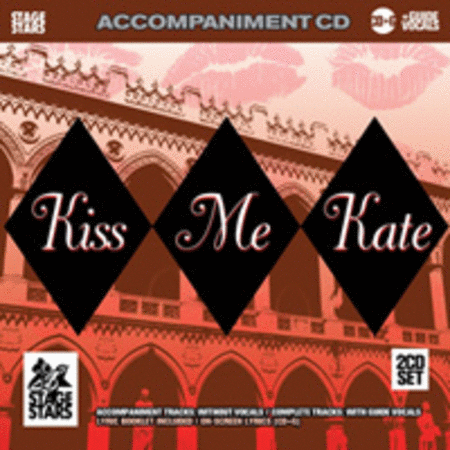 Kiss Me Kate (Karaoke CDG)