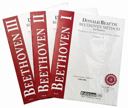 Beethoven Method for Pianists - The Road to Fur Elise and the 32 Piano Sonatas