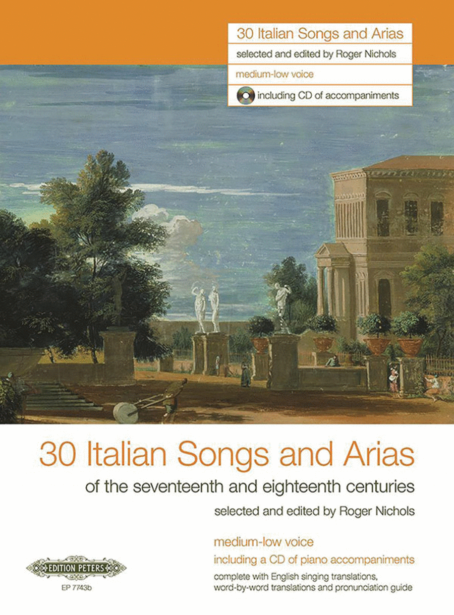 30 Italian Songs and Arias (17th-18th Cent.)