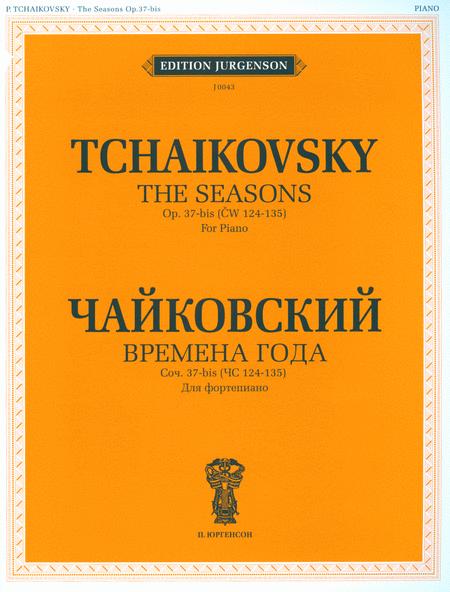 The Seasons Op. 37a