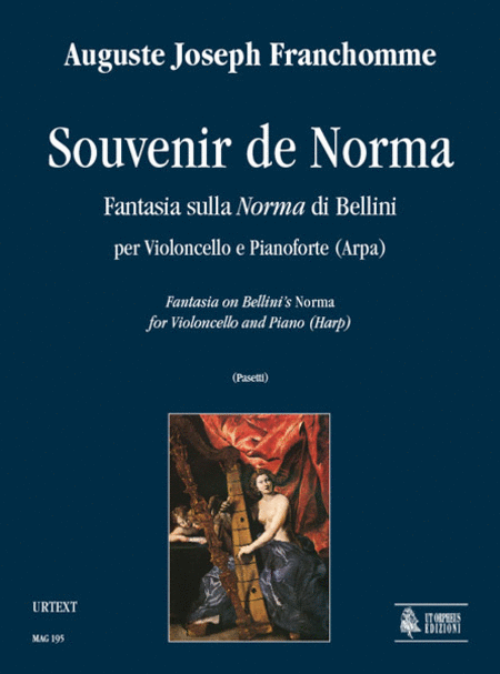 Souvenir de Norma. Fantasia on Bellini's
