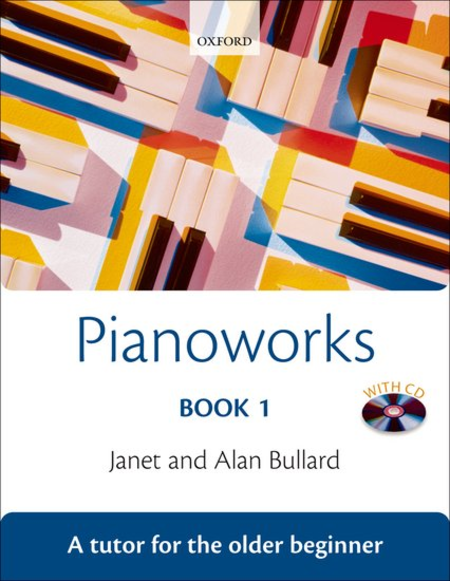 Pianoworks Book 1 (book and CD)