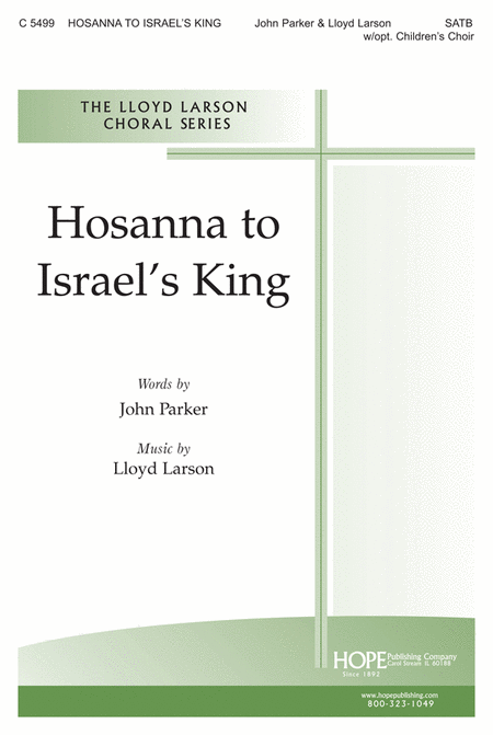Hosanna To Israel's King