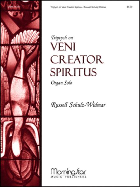 Triptych on Veni Creator Spiritus