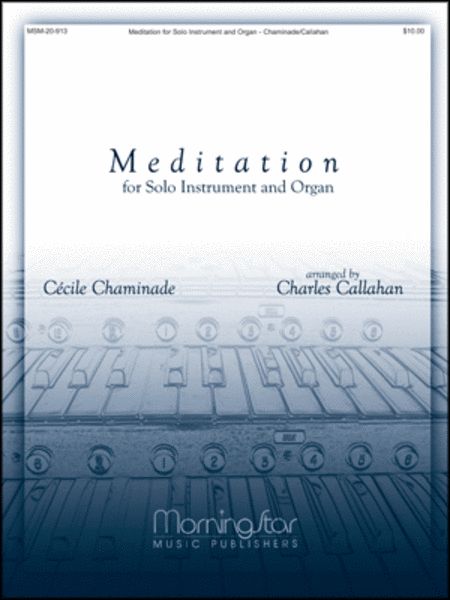 Meditation for Solo Instrument and Organ