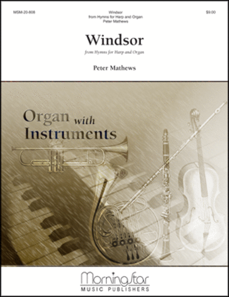 Windsor: No. 2 from Hymns for Harp and Organ