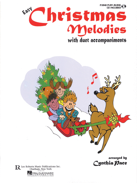 Easy Christmas Melodies with Duet Accompaniments