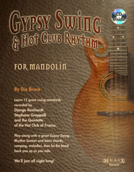 Gypsy Swing & Hot Club Rhythm for Mandolin