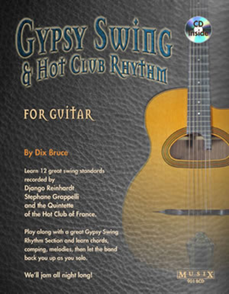 Gypsy Swing & Hot Club Rhythm for Guitar