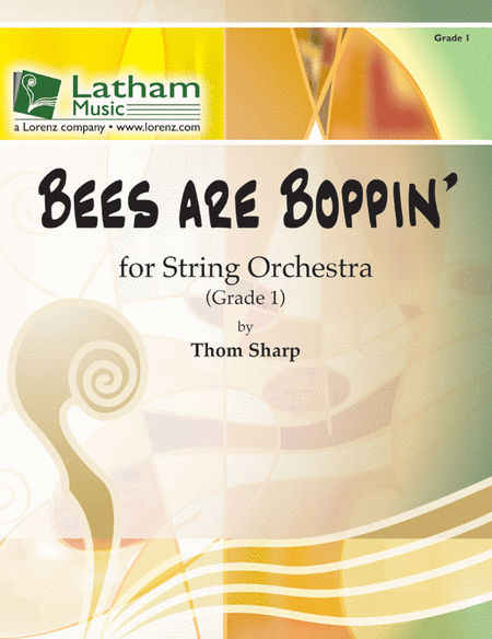 Bees are Boppin' for String Orchestra