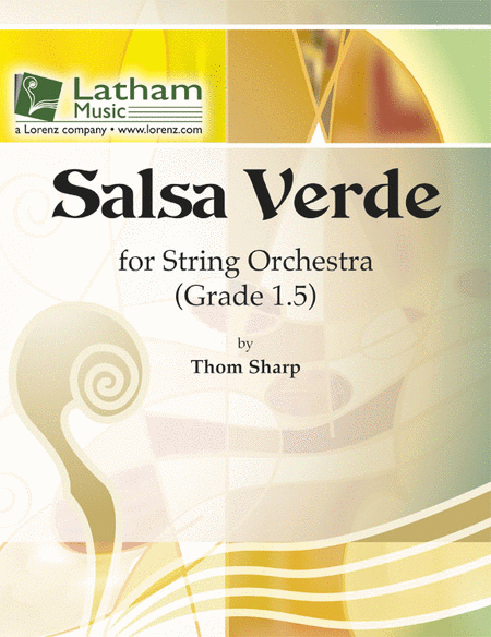 Salsa Verde for String Orchestra