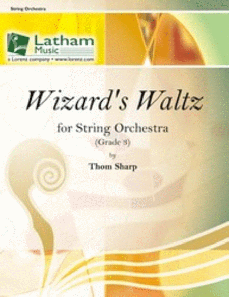 Wizard's Waltz for String Orchestra