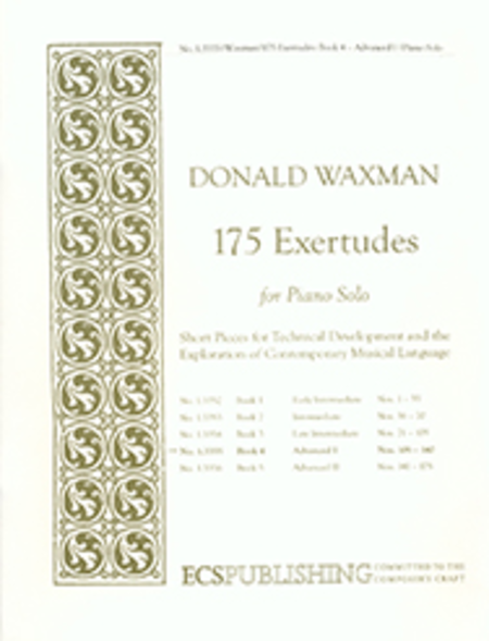 175 Exertudes, Book 4: Advanced I