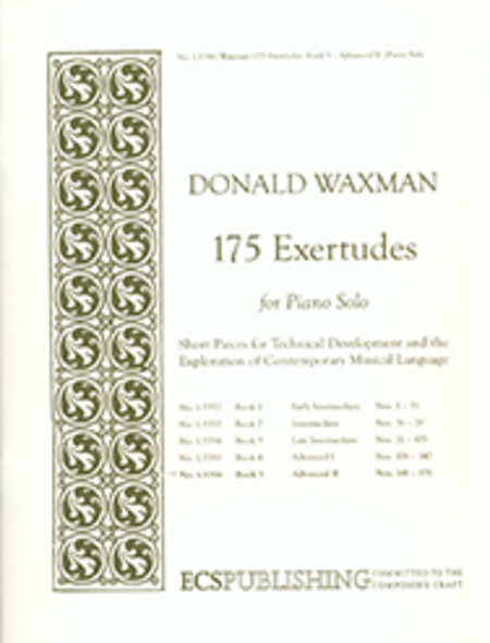 175 Exertudes, Book 5: Advanced II