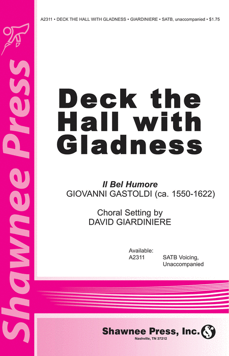 Deck the Hall with Gladness