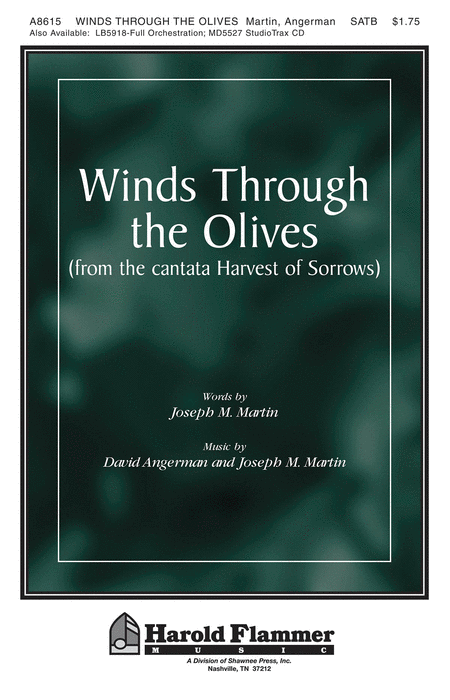 Winds Through the Olives (from Harvest of Sorrows)