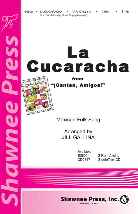 La Cucaracha (from Â¡Canten, Amigos!)