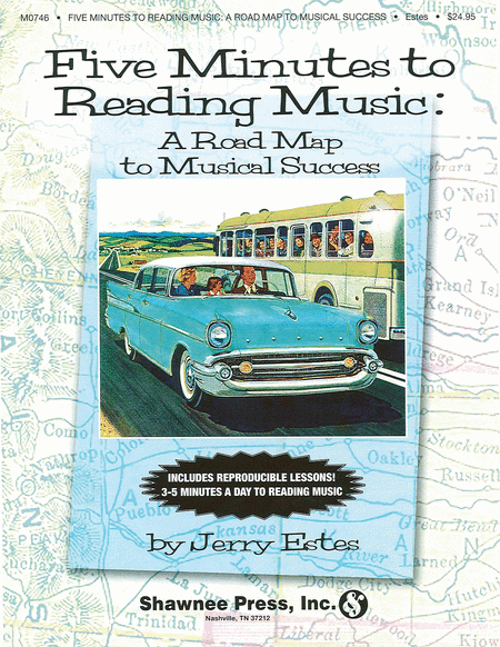 Five Minutes to Reading Music - A Roadmap to Musical Success