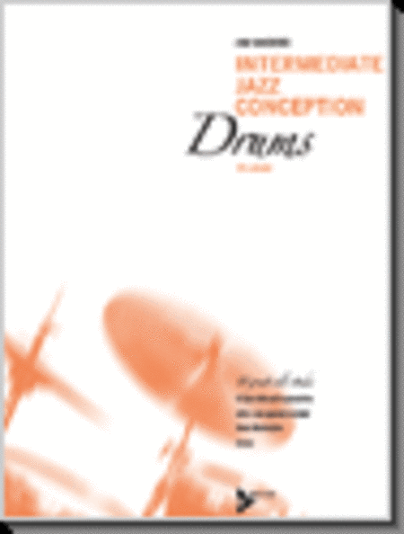 Intermediate Jazz Conception - Drums (book & CD)