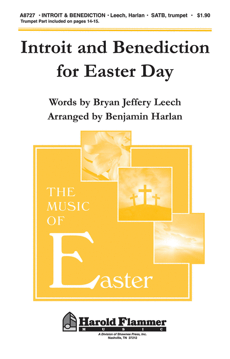 Introit and Benediction for Easter Day