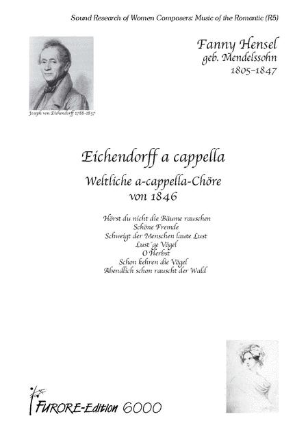 Eichendorff a cappella