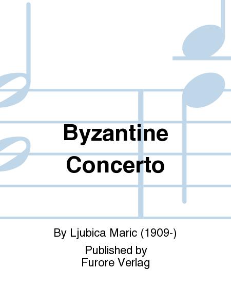 Byzantine Concerto