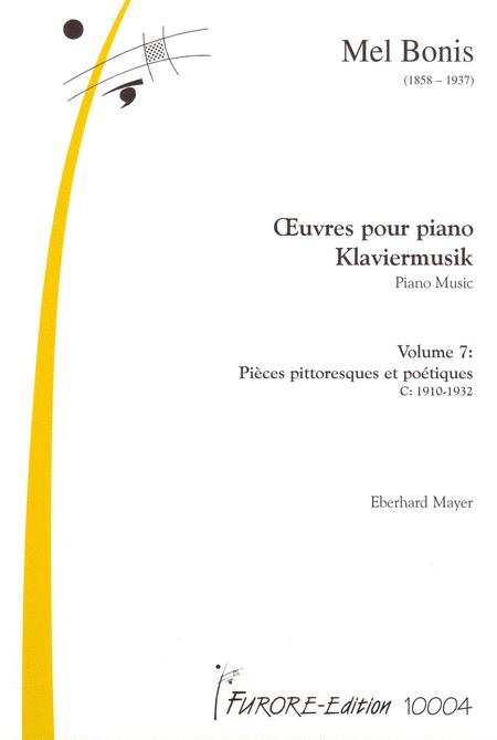 Pieces pittoresque et poetiques C