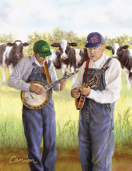 Bluegrass Cowboys