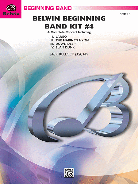 Belwin Beginning Band Kit #4 (Score only)