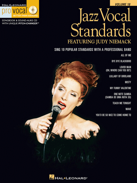 Jazz Vocal Standards