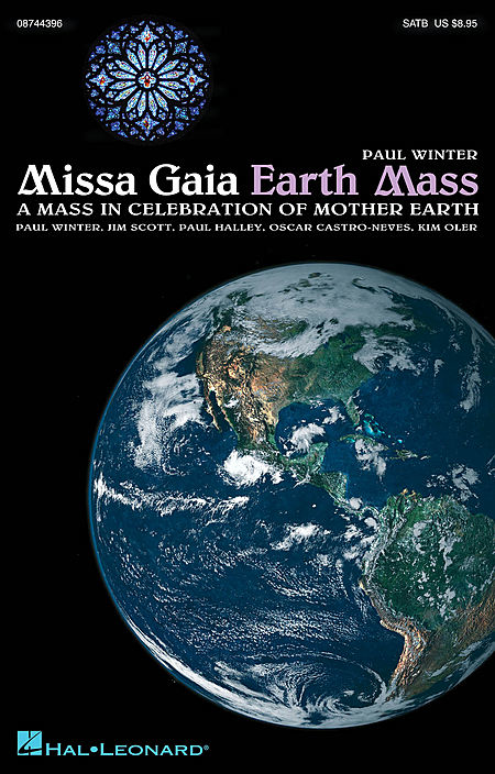 Missa Gaia (Earth Mass) - Score and Parts