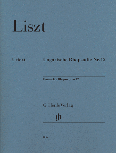 Hungarian Rhapsody No. 12