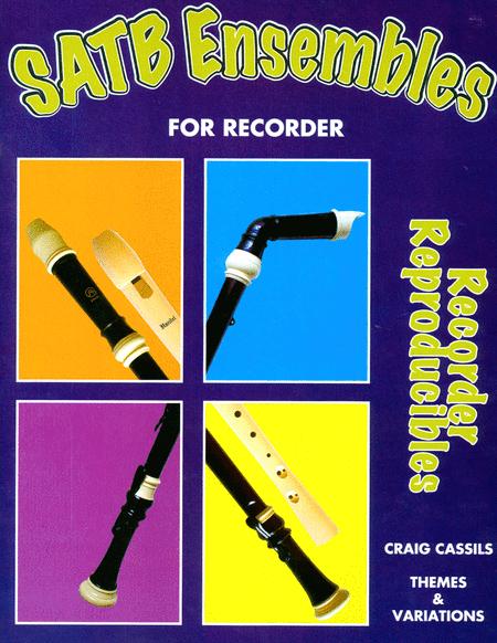SATB Recorder Ensembles